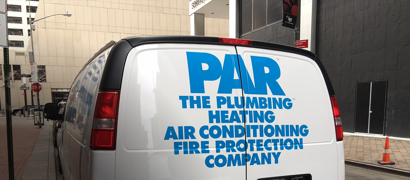 Par Plumbing Branches Out with a Hand For All