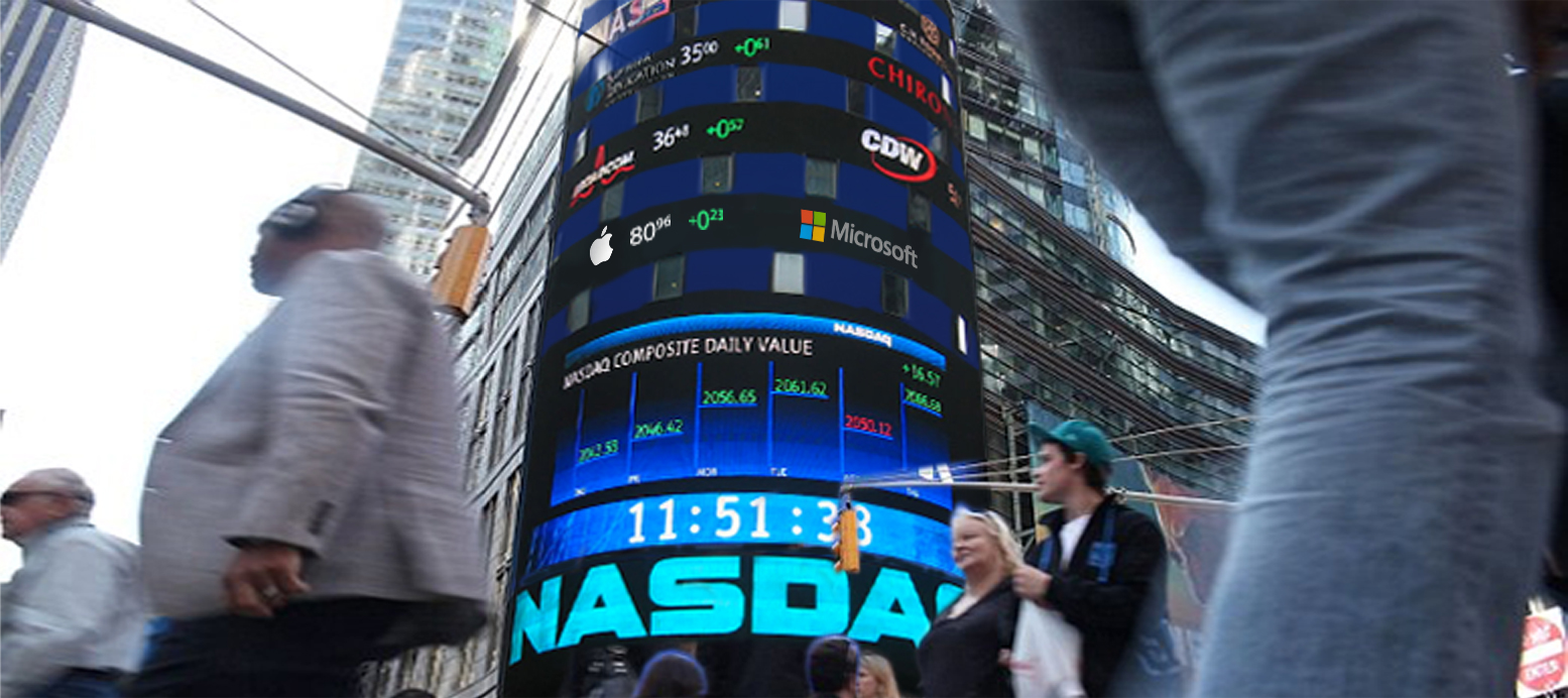 The Nasdaq Stock Market's Decade of Innovation