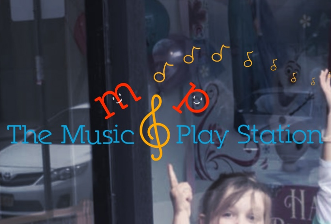 The Music & Play Station logo